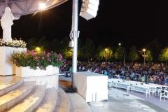 la sera dell'adorazione