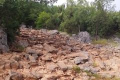 il sassi del monte krizevac