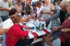 pellegringgio medjuogorje 30 giugno 5 luglio 2015 (35)