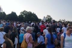 pellegrinaggio medjugorje 31 luglio 6 agosto 2018 festival giovani (12)