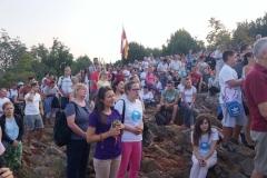 pellegrinaggio medjugorje 31 luglio 6 agosto 2018 festival giovani (13)