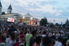 pellegrinaggio medjugorje 31 luglio 6 agosto 2018 festival giovani (42)