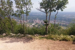 Medjugirje dal monte Krizevac..