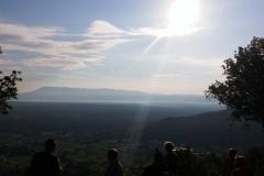 pellegrinaggio medjugorje l'alba dal monte krizevac