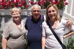 saveria, edoardo e floriana