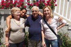 saveria, maria, edoardo e floriana