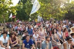 I bambini pellegrini del pellegrinaggio a Medjugorje 31 luglio 7 agosto 2016 speciale giovani (1)