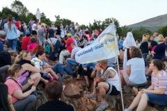 I bambini pellegrini del pellegrinaggio a Medjugorje 31 luglio 7 agosto 2016 speciale giovani (10)