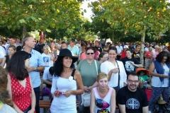 I bambini pellegrini del pellegrinaggio a Medjugorje 31 luglio 7 agosto 2016 speciale giovani (109)