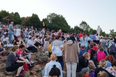 I bambini pellegrini del pellegrinaggio a Medjugorje 31 luglio 7 agosto 2016 speciale giovani (11)