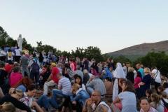 I bambini pellegrini del pellegrinaggio a Medjugorje 31 luglio 7 agosto 2016 speciale giovani (12)