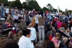 I bambini pellegrini del pellegrinaggio a Medjugorje 31 luglio 7 agosto 2016 speciale giovani (14)