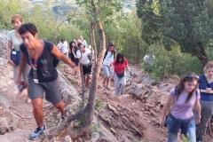 I bambini pellegrini del pellegrinaggio a Medjugorje 31 luglio 7 agosto 2016 speciale giovani (18)