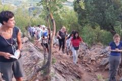 I bambini pellegrini del pellegrinaggio a Medjugorje 31 luglio 7 agosto 2016 speciale giovani (19)