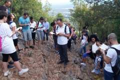 I bambini pellegrini del pellegrinaggio a Medjugorje 31 luglio 7 agosto 2016 speciale giovani (20)