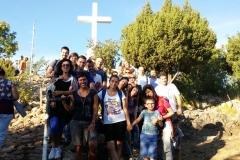 I bambini pellegrini del pellegrinaggio a Medjugorje 31 luglio 7 agosto 2016 speciale giovani (21)