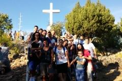 I bambini pellegrini del pellegrinaggio a Medjugorje 31 luglio 7 agosto 2016 speciale giovani (22)