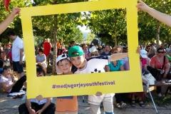 I bambini pellegrini del pellegrinaggio a Medjugorje 31 luglio 7 agosto 2016 speciale giovani (24)