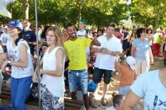I bambini pellegrini del pellegrinaggio a Medjugorje 31 luglio 7 agosto 2016 speciale giovani (25)