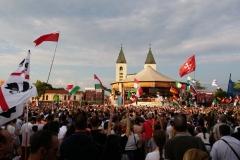I bambini pellegrini del pellegrinaggio a Medjugorje 31 luglio 7 agosto 2016 speciale giovani (3)