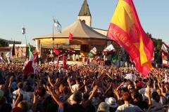 I bambini pellegrini del pellegrinaggio a Medjugorje 31 luglio 7 agosto 2016 speciale giovani (30)