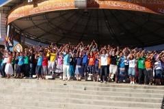 I bambini pellegrini del pellegrinaggio a Medjugorje 31 luglio 7 agosto 2016 speciale giovani (43)