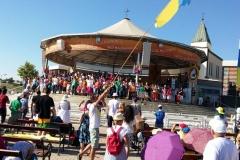 I bambini pellegrini del pellegrinaggio a Medjugorje 31 luglio 7 agosto 2016 speciale giovani (44)