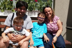 I bambini pellegrini del pellegrinaggio a Medjugorje 31 luglio 7 agosto 2016 speciale giovani (49)