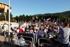 I bambini pellegrini del pellegrinaggio a Medjugorje 31 luglio 7 agosto 2016 speciale giovani (61)