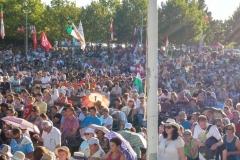 I bambini pellegrini del pellegrinaggio a Medjugorje 31 luglio 7 agosto 2016 speciale giovani (67)