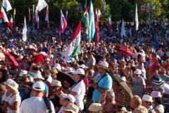 I bambini pellegrini del pellegrinaggio a Medjugorje 31 luglio 7 agosto 2016 speciale giovani (68)