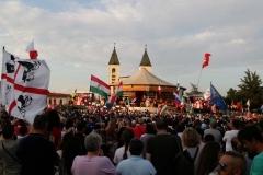 I bambini pellegrini del pellegrinaggio a Medjugorje 31 luglio 7 agosto 2016 speciale giovani (7)