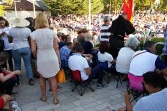 I bambini pellegrini del pellegrinaggio a Medjugorje 31 luglio 7 agosto 2016 speciale giovani (81)
