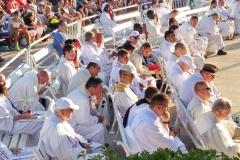 I bambini pellegrini del pellegrinaggio a Medjugorje 31 luglio 7 agosto 2016 speciale giovani (84)