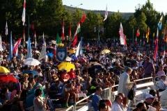 I bambini pellegrini del pellegrinaggio a Medjugorje 31 luglio 7 agosto 2016 speciale giovani (86)