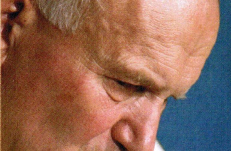 Novena a San Giovanni Paolo II°