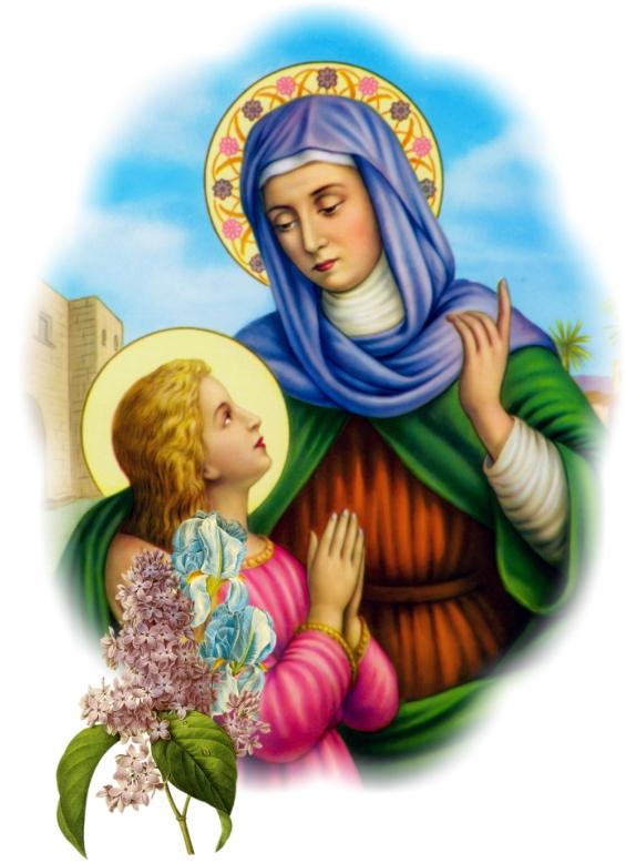 Una preghiera a Sant' Anna, la Mamma di Maria.
