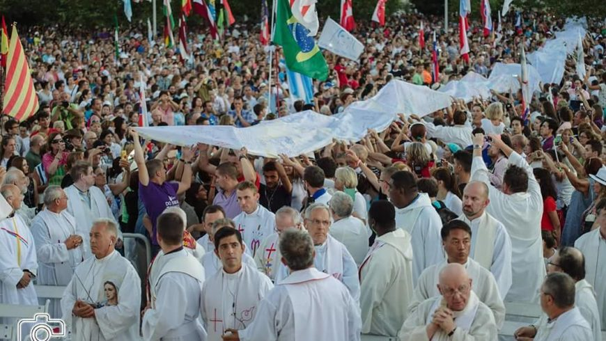 In pellegrinaggio a Medjugorje per il festival dei giovani