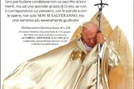 """Lo """"sbattezzo"""": un peccato contro lo Spirito Santo…!!!"""