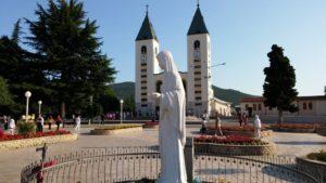 Pellegrinaggio per Medjugorje