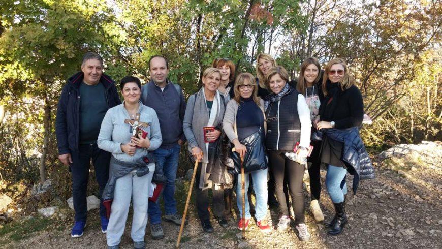 """I """"bambini pellegrini"""" del pellegrinaggio a Medjugorje in aereo 31 ottobre 4 novembre 2016"""
