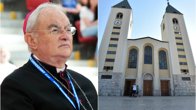 Il Vescovo di Medjugorje farnetica…