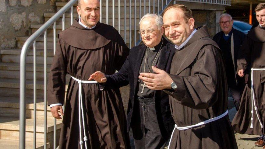 Il Vescovo Hoser inviato di Papa Francesco a Medjugorje