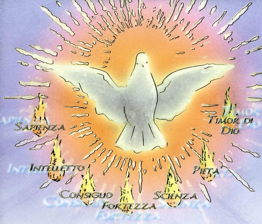 Favorito Novena allo Spirito Santo - Ecco i tuoi bambini KR88