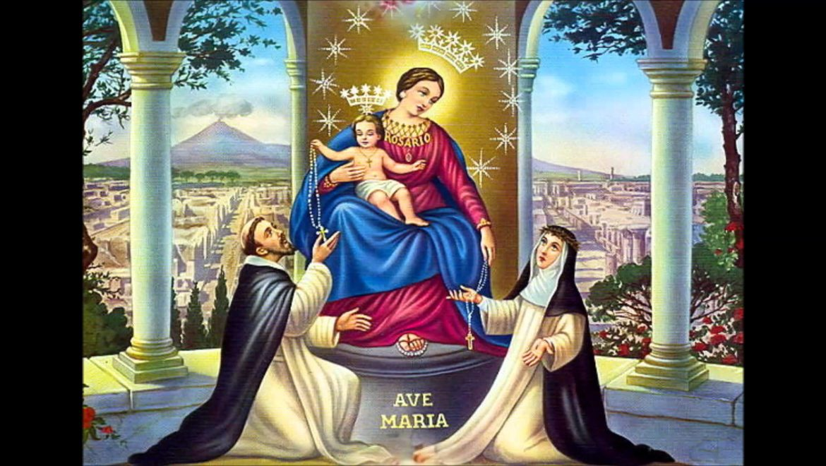 Supplica alla Madonna di Pompei