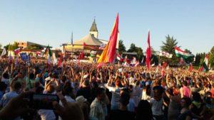 Pellegrinaggio festival giovani Medjugorje