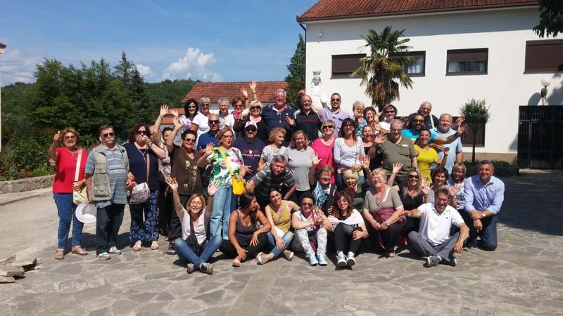 """I """"bambini pellegrini"""" del pellegrinaggio a Medjugorje del 31 maggio 5 giugno 2017"""