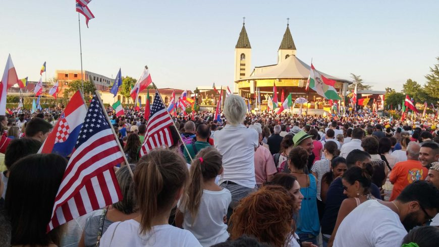 Festival dei giovani Medjugorje
