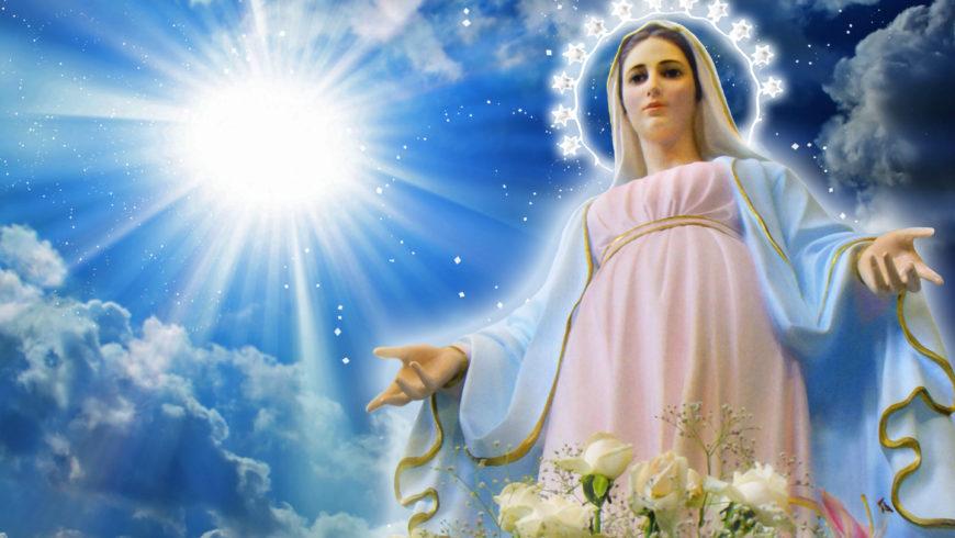 Vangelo di martedì 15 agosto Assunzione della B.V. Maria, solennità.