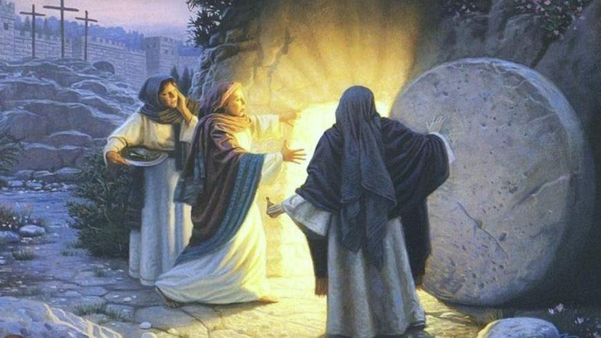 Commento al Vangelo di domenica 1° aprile (Santa Pasqua del Signore)